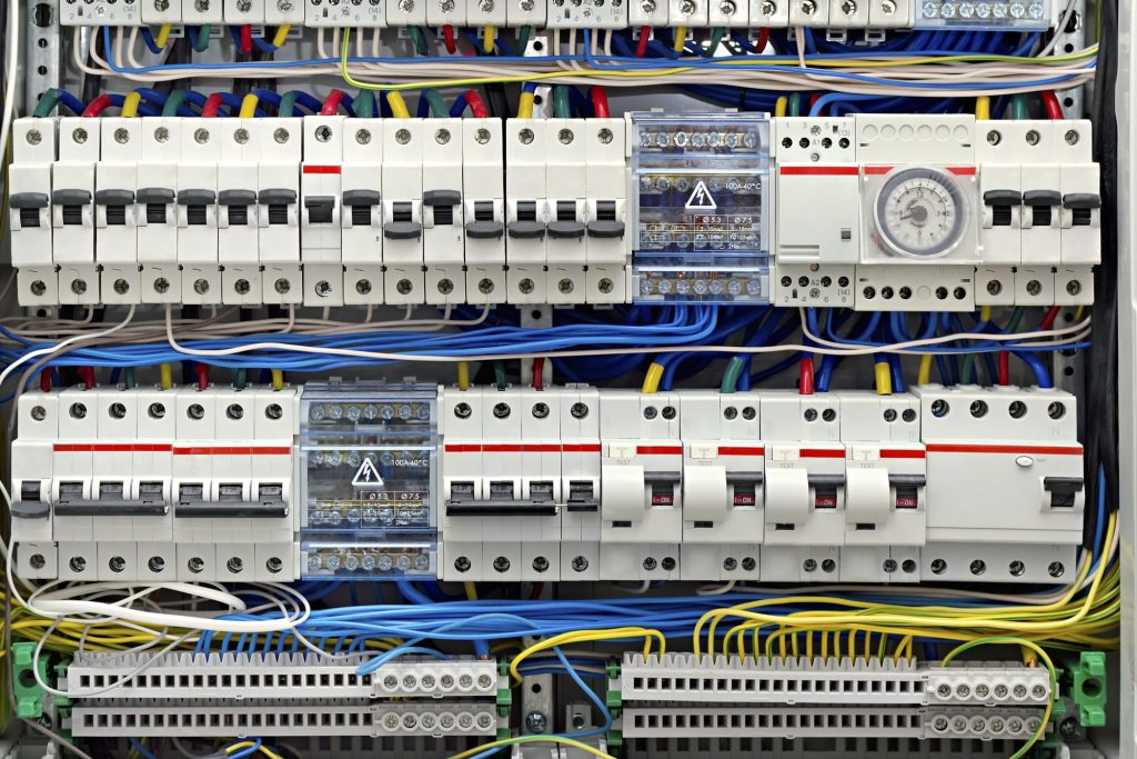 Electrical Distribution Board Installation Db Box Electrical Panel Electric Board Breaker Panel Singapore